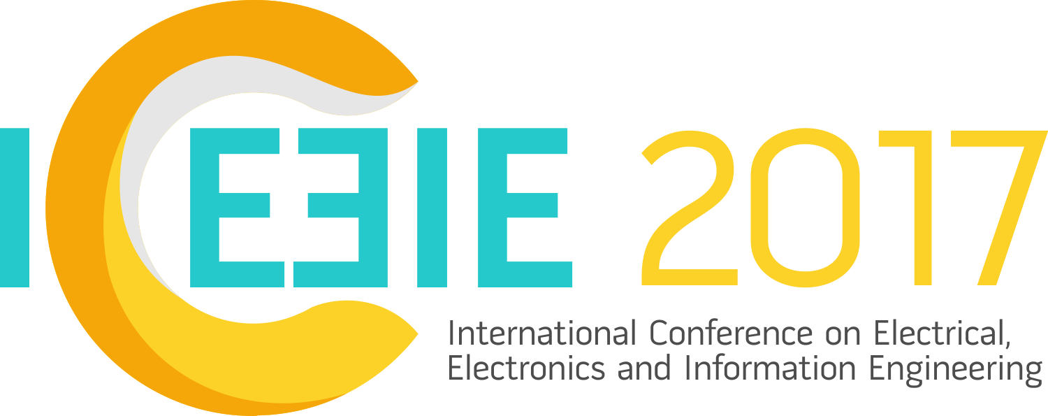 International Conference on Electrical, Electronic and Information Engineering - ICEEIE 2017