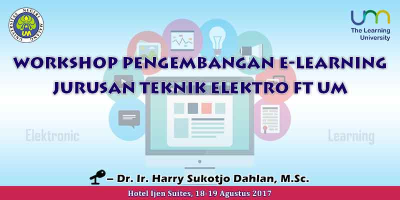 Workshop Pengembangan E-Learning
