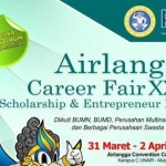 Airlangga Career Fair XXVI Scholarship & Entrepreneur Expo