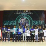 Line Tracer Design and Contest (LTDC) 2016