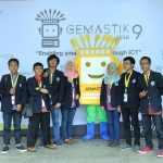 Tim Gemastik UM di Grand Final Gemastik 9 UI