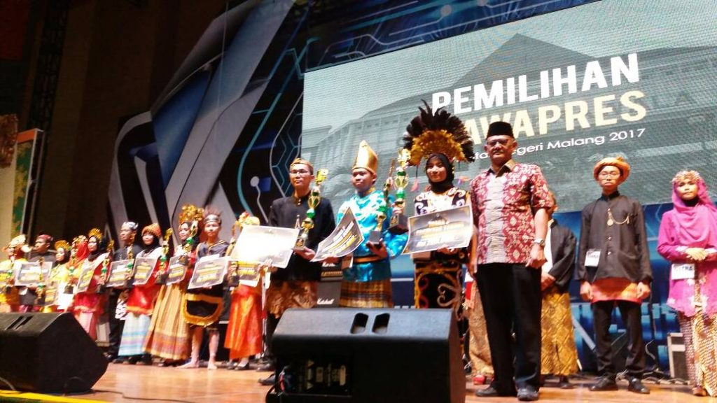 Grand Final Mahasiswa Berprestasi di Graha Cakrawala Universitas Negeri Malang